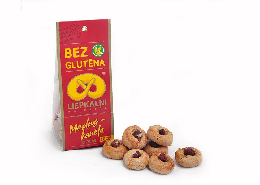 Gluten free honey - cinamon cookies 120g