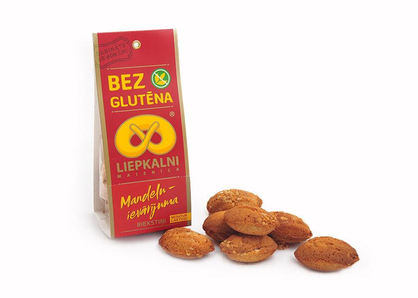 "Gluten free cookies ""Almond – jam nuts"" 120 g"