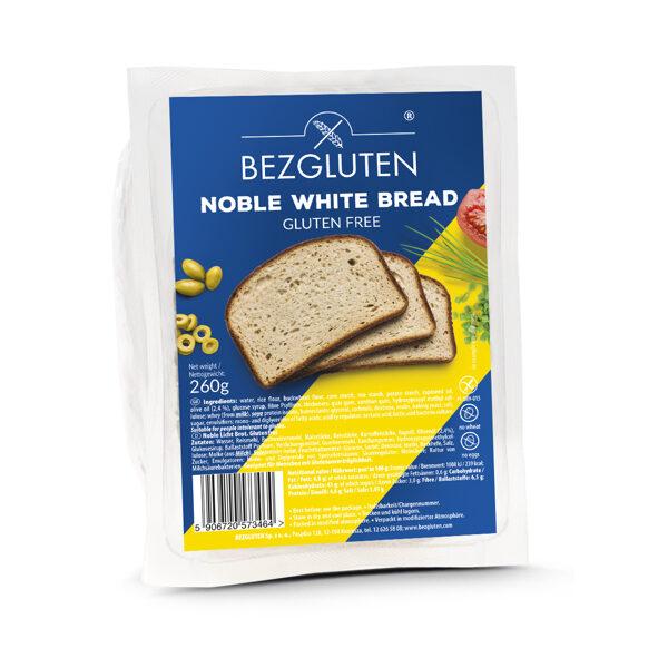 Bezglutēna Kungu gaišā maize, 260 g.