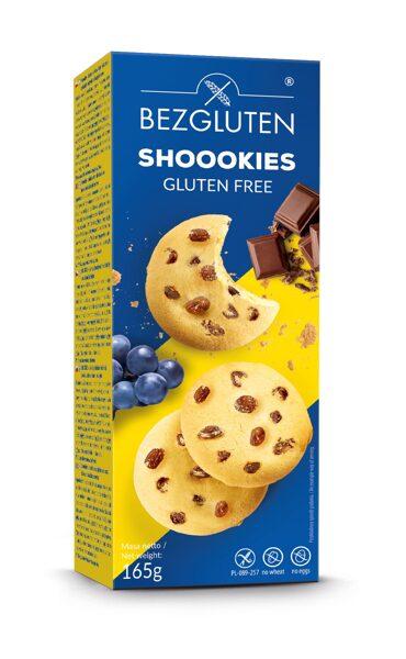 Gluten free shookies, 165 g.