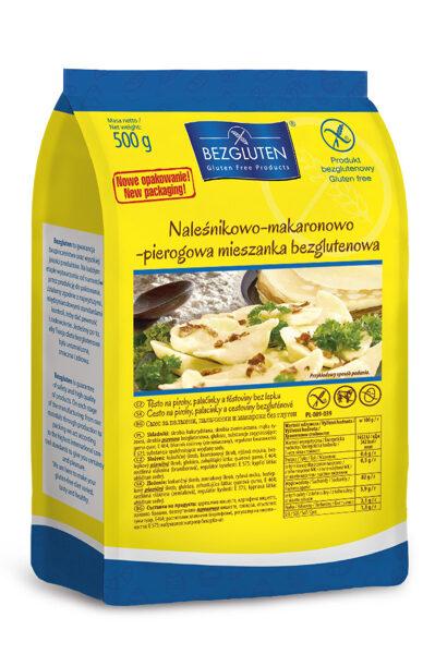 Gluten free dumplings - pancakes flour mix, 500 g.