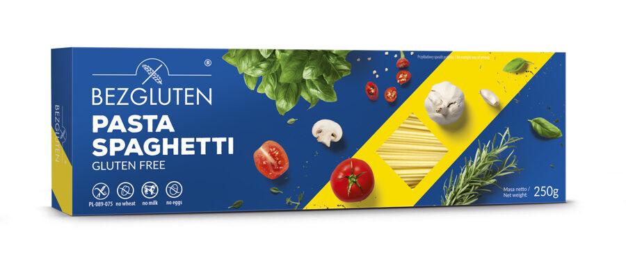 "Bezglutēna makaroni ""Spaghetti"", 250 g."