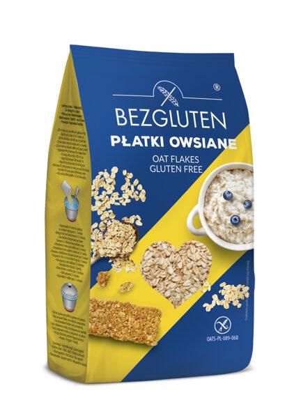 Gluten free oat flakes, 300 g.